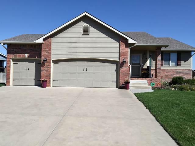 2224 S Tara Falls, Wichita, KS 67207 (MLS #603659) :: Graham Realtors