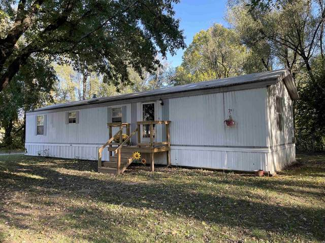 1601 S H St, Arkansas City, KS 67005 (MLS #603661) :: Kirk Short's Wichita Home Team
