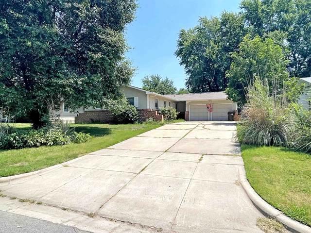 988 N Robin Rd, Wichita, KS 67212 (MLS #603671) :: Matter Prop