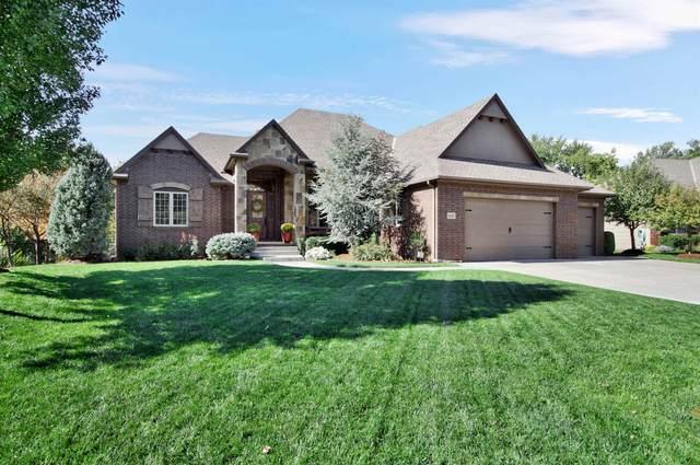 1529 N Graystone St, Wichita, KS 67230 (MLS #603678) :: Matter Prop