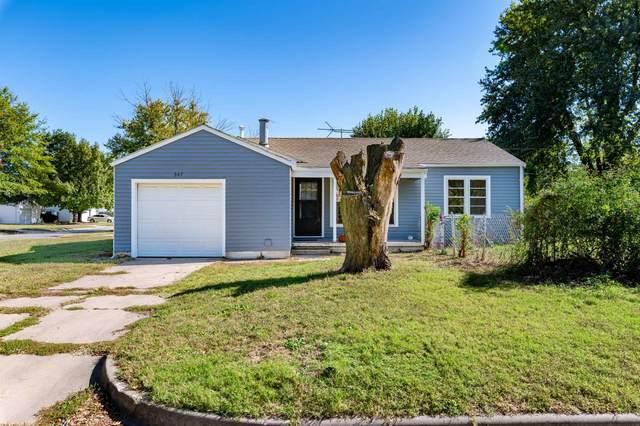 347 W Carlyle St, Wichita, KS 67217 (MLS #603686) :: Pinnacle Realty Group