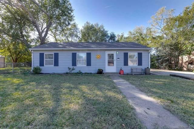 1335 E Charleston Dr, Park City, KS 67219 (MLS #603690) :: Pinnacle Realty Group