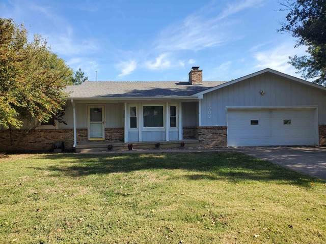 1702 N Main St, Rose Hill, KS 67133 (MLS #603737) :: Kirk Short's Wichita Home Team