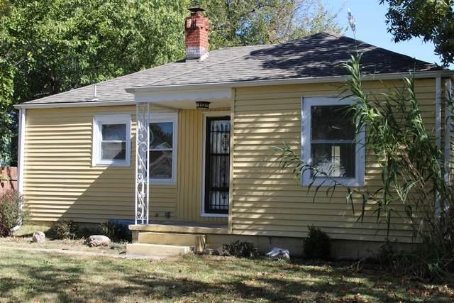2054 S Ellis St, Wichita, KS 67211 (MLS #603743) :: Kirk Short's Wichita Home Team