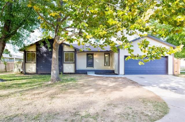 8722 E Scott St, Wichita, KS 67210 (MLS #603764) :: Pinnacle Realty Group