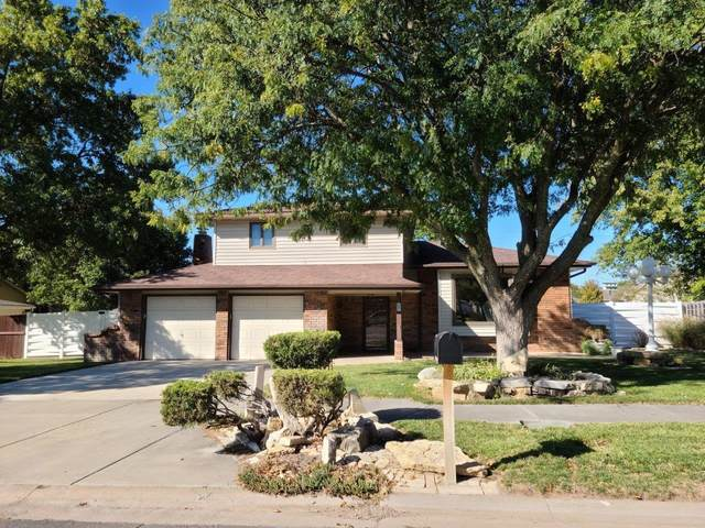 1304 N Plum St, Wellington, KS 67152 (MLS #603767) :: Kirk Short's Wichita Home Team