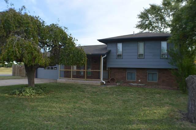 101 W Rockwood Blvd, Mulvane, KS 67110 (MLS #603771) :: The Terrill Team