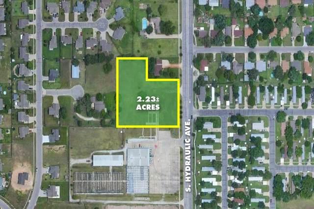 2.23 +/- Acres At Hydraulic & 55th St, Wichita, KS 67216 (MLS #603792) :: Matter Prop