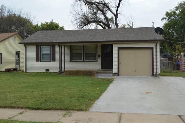 2517 E Funston, Wichita, KS 67211 (MLS #603801) :: Kirk Short's Wichita Home Team