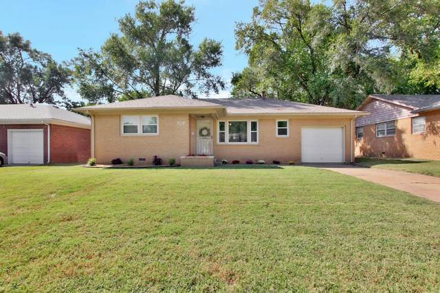 425 S Lakeview Dr, Derby, KS 67037 (MLS #603802) :: Pinnacle Realty Group