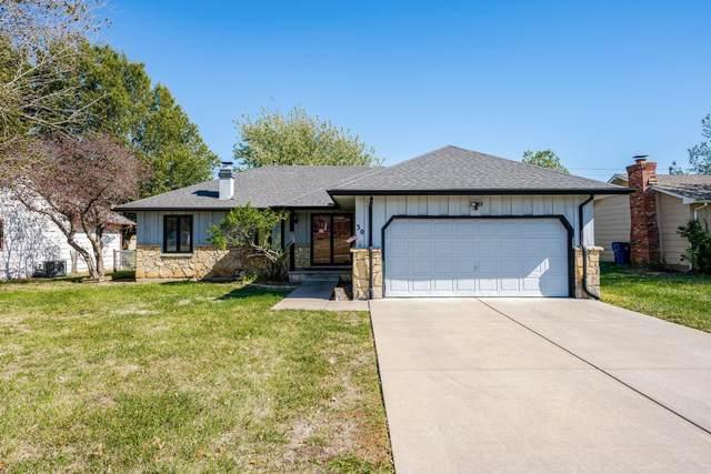 30 Harris Drive, Rose Hill, KS 67133 (MLS #603810) :: Kirk Short's Wichita Home Team