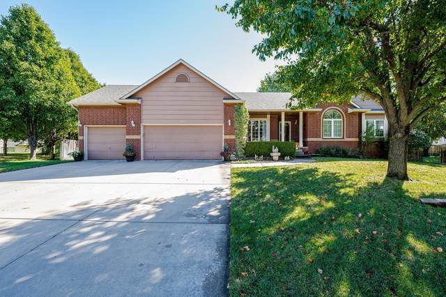 409 Country Hills Dr, Augusta, KS 67010 (MLS #603834) :: The Terrill Team