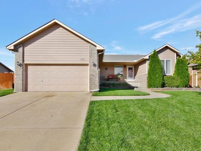 1703 N Decker St, Wichita, KS 67235 (MLS #603838) :: Kirk Short's Wichita Home Team