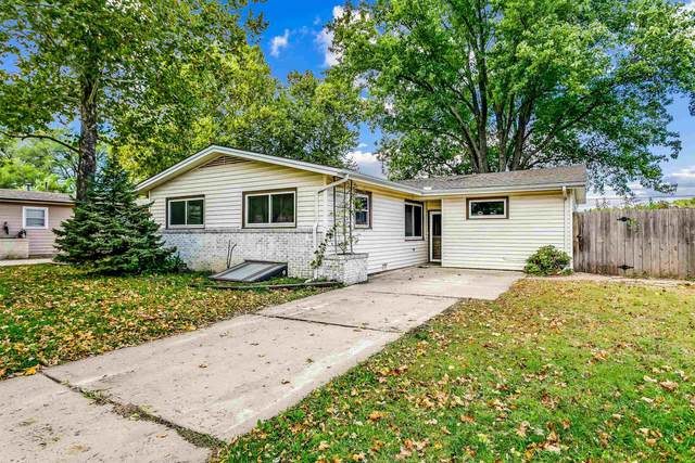 719 S Riverview Ave, Derby, KS 67037 (MLS #603841) :: Pinnacle Realty Group