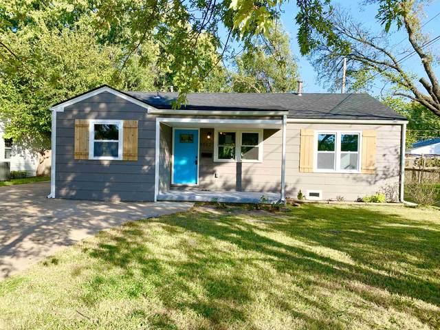 3062 S Fern Ave, Wichita, KS 67217 (MLS #603844) :: Pinnacle Realty Group