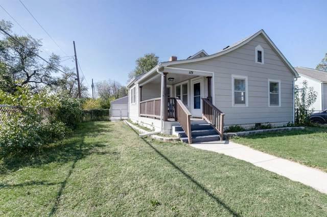 119 N Richmond Ave, Wichita, KS 67203 (MLS #603845) :: The Terrill Team