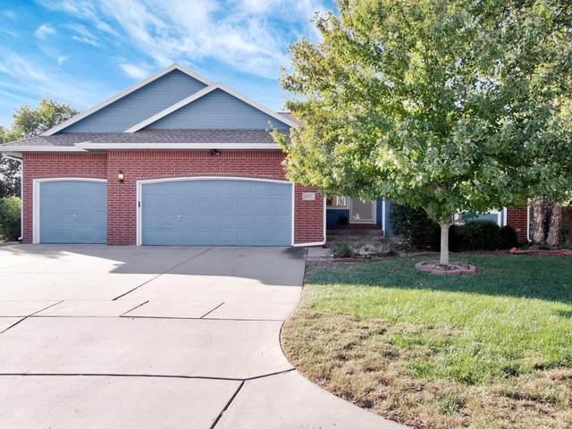 4202 N Dellrose Cir, Wichita, KS 67220 (MLS #603860) :: Kirk Short's Wichita Home Team
