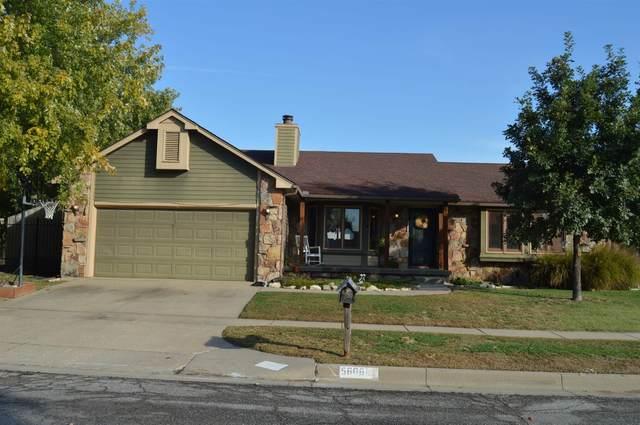 5608 Cox St, Bel Aire, KS 67220 (MLS #603863) :: Kirk Short's Wichita Home Team