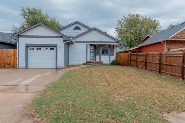 906 E idlewild, Wichita, KS 67216 (MLS #603869) :: Matter Prop