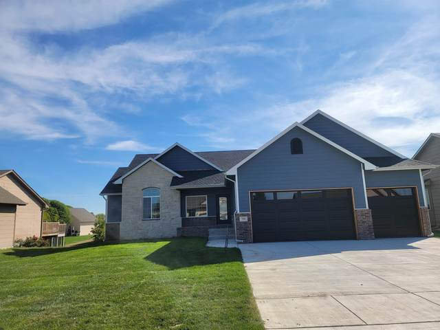 13408 E Rose, Wichita, KS 67230 (MLS #603870) :: Keller Williams Hometown Partners