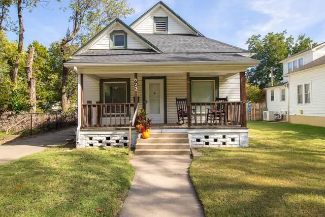 622 S Glenn Ave, Wichita, KS 67213 (MLS #603874) :: The Terrill Team