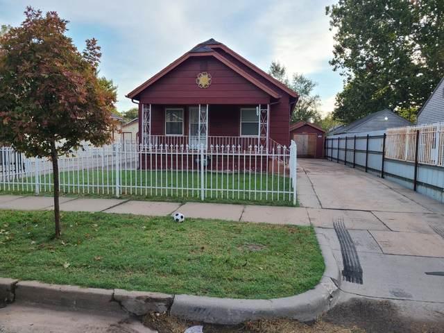 2050 N Fairview Ave, Wichita, KS 67203 (MLS #603875) :: The Terrill Team