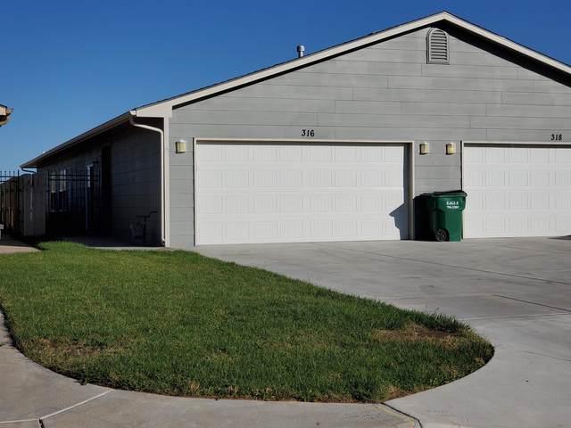 316 S Zelta, Wichita, KS 67206 (MLS #603885) :: The Terrill Team
