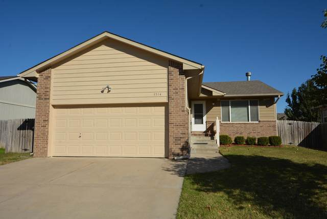 1514 E 45th St S, Wichita, KS 67216 (MLS #603889) :: Matter Prop