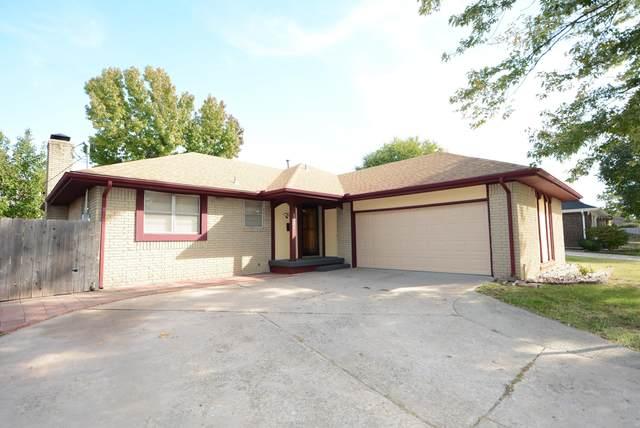 1226 S Eastmoor, Wichita, KS 67207 (MLS #603890) :: Matter Prop