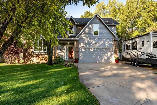 1627 N Pine Grove Ct., Wichita, KS 67212 (MLS #603897) :: Kirk Short's Wichita Home Team