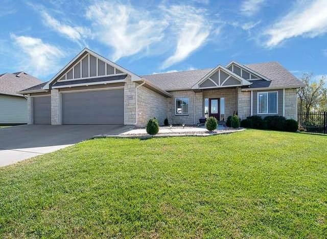 13011 E Bellechase, Wichita, KS 67230 (MLS #603906) :: Graham Realtors