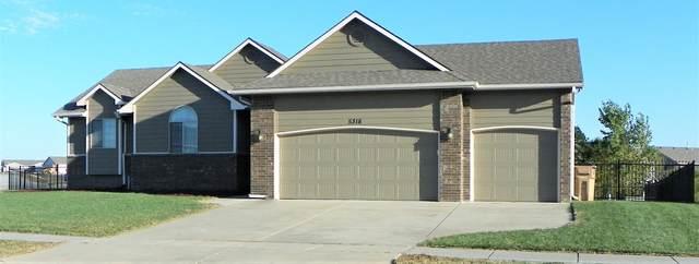 5318 N Rock Spring St., Bel Aire, KS 67226 (MLS #603910) :: Kirk Short's Wichita Home Team