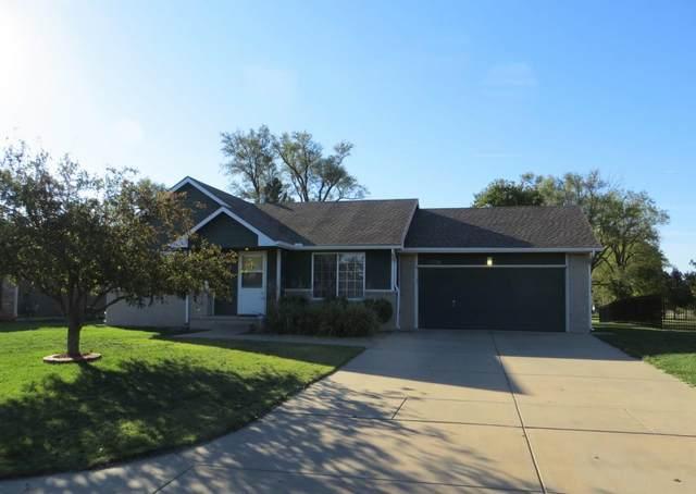 3735 S Westgate St, Wichita, KS 67215 (MLS #603923) :: Graham Realtors