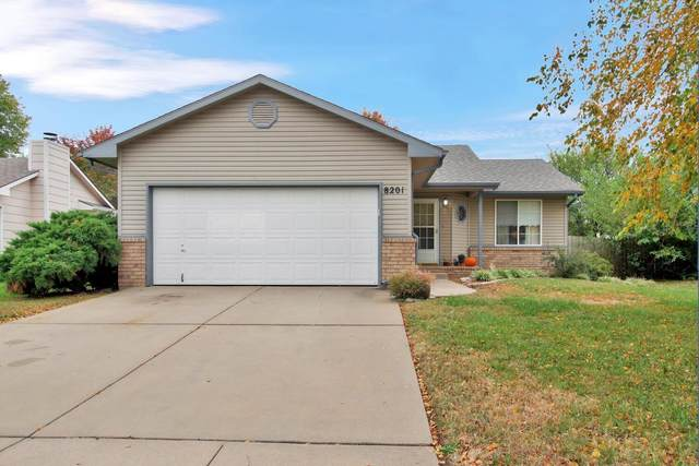 8201 W Aberdeen St, Wichita, KS 67212 (MLS #603955) :: Kirk Short's Wichita Home Team