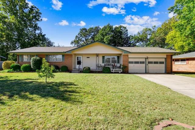 1509 N Lynnhurst Ave, Wichita, KS 67212 (MLS #603957) :: Kirk Short's Wichita Home Team