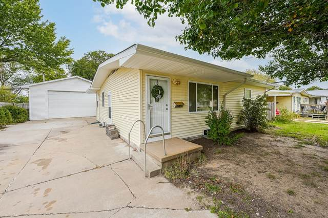 2404 W Hadden St, Wichita, KS 67217 (MLS #603966) :: Kirk Short's Wichita Home Team