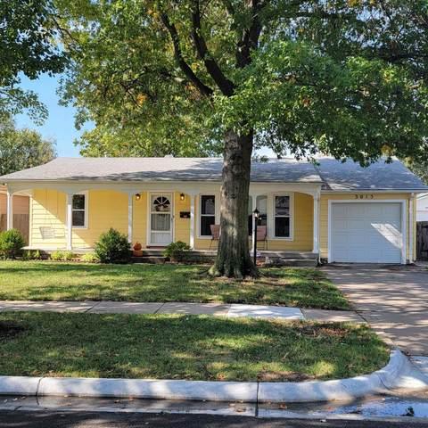 3015 S Millwood Ave, Wichita, KS 67217 (MLS #603977) :: Kirk Short's Wichita Home Team
