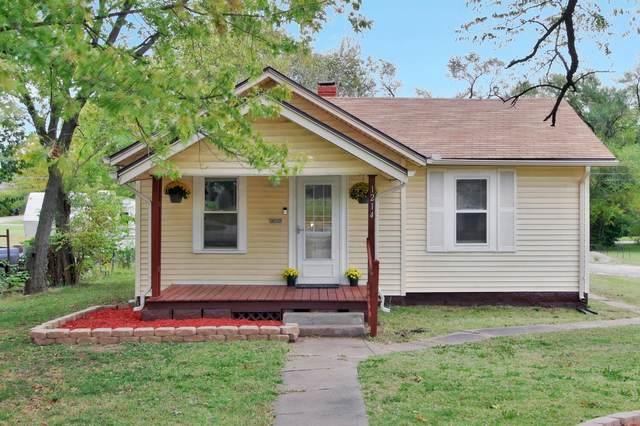 1214 Ohio St, Augusta, KS 67010 (MLS #603985) :: Kirk Short's Wichita Home Team