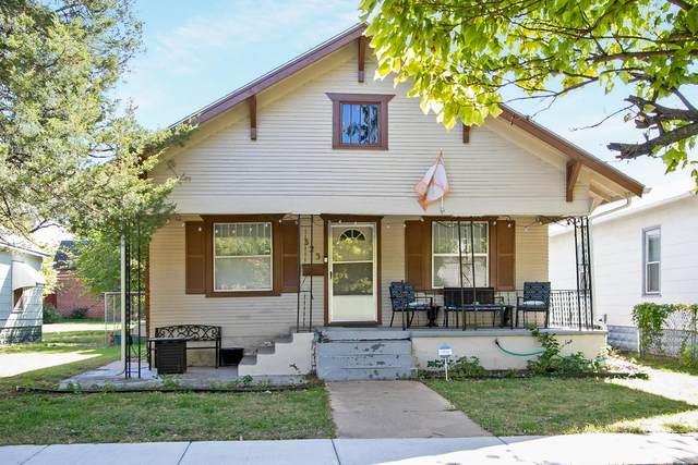 323 E 9th St, Newton, KS 67114 (MLS #603989) :: Kirk Short's Wichita Home Team