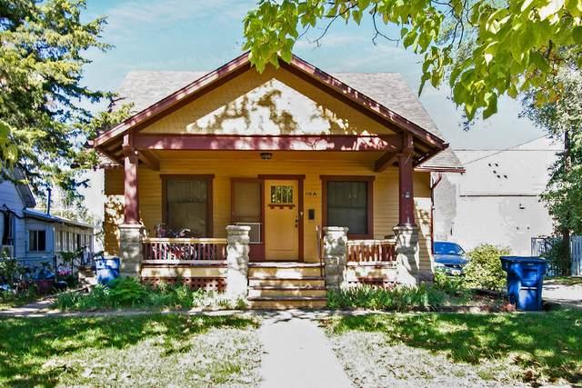 116 SW 2nd St, Newton, KS 67114 (MLS #603990) :: Kirk Short's Wichita Home Team