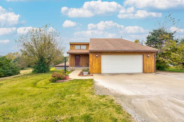 1591 P Rd, Eureka, KS 67045 (MLS #603991) :: Kirk Short's Wichita Home Team