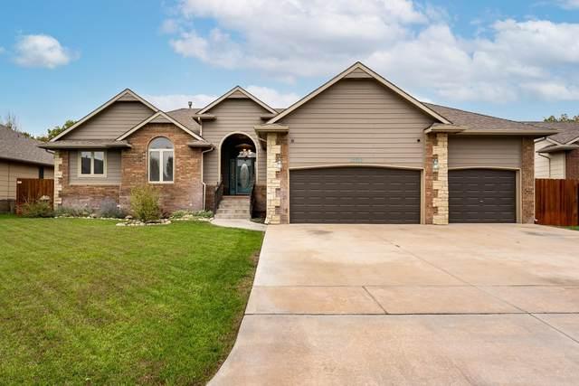 15510 E Woodcreek St, Wichita, KS 67230 (MLS #603992) :: Kirk Short's Wichita Home Team