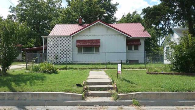 417 N Maple, Eureka, KS 67045 (MLS #523599) :: Select Homes - Team Real Estate