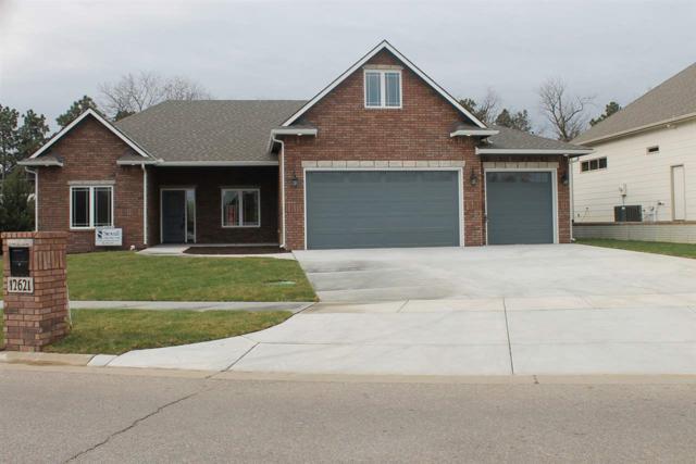 12621 E Zimmerly St, Wichita, KS 67207 (MLS #527474) :: On The Move