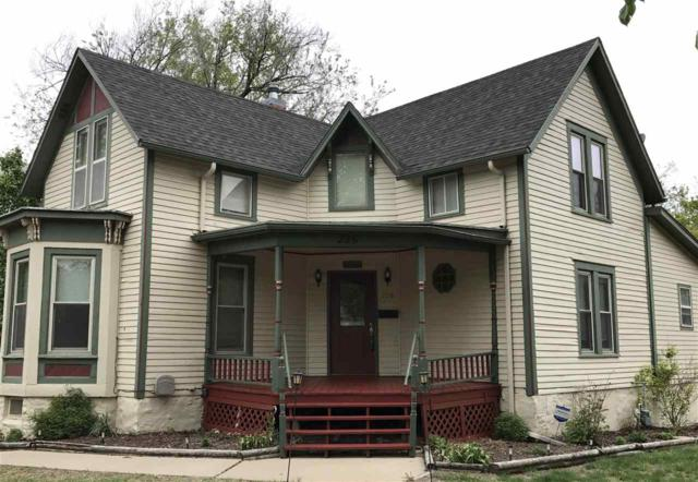 226 E 9th, Newton, KS 67114 (MLS #533346) :: Select Homes - Team Real Estate