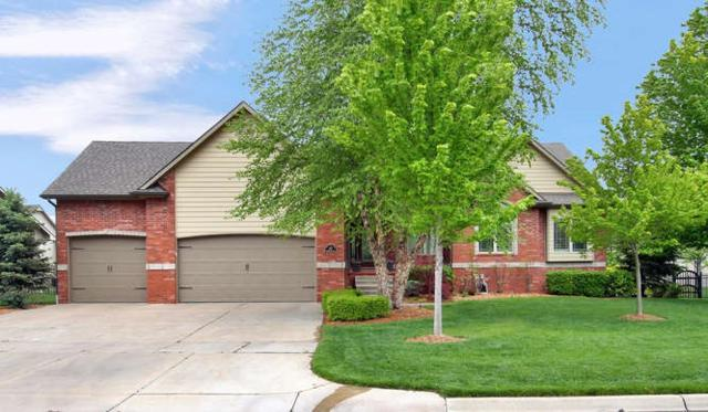 833 E Woodstone St, Andover, KS 67002 (MLS #534859) :: Select Homes - Team Real Estate