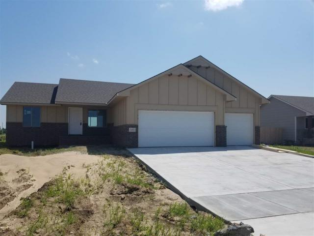 1482 E Aster, Andover, KS 67002 (MLS #534976) :: Select Homes - Team Real Estate