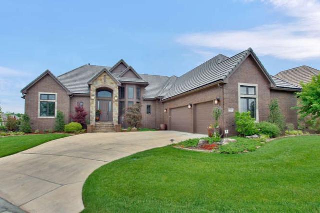 10635 E Glengate Cir, Wichita, KS 67206 (MLS #535178) :: Better Homes and Gardens Real Estate Alliance