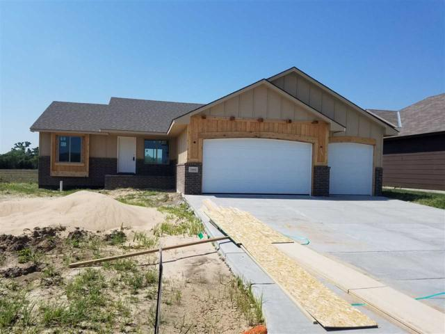 1443 N Aster, Andover, KS 67002 (MLS #535209) :: Select Homes - Team Real Estate