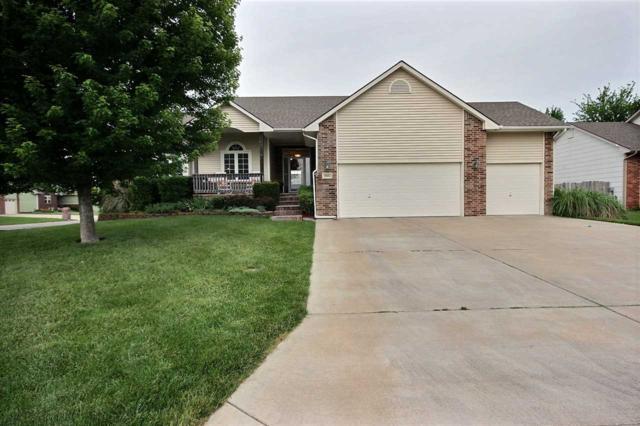 808 N Main St, Rose Hill, KS 67133 (MLS #536274) :: Select Homes - Team Real Estate